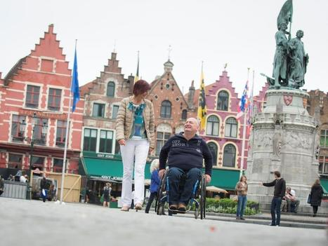 New guide makes Bruges accessible to disabled visitors | Flanders Today | Accessible Tourism | Scoop.it