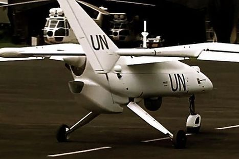 United Nations' Drones: A Sign of What's to Come? | Rise of the Drones | Scoop.it