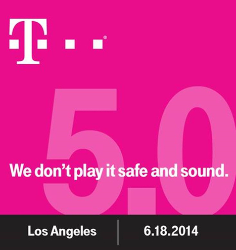 "T-Mobile Announcing Un-carrier 5.0 June 18, Not Playing it ""Safe and Sound"" 