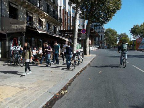 La «journée sans voiture», une courte pause dans le chaos urbain | Ambiances, Architectures, Urbanités | Scoop.it