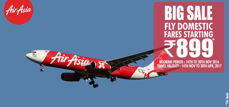 DOMESTIC AIRFARE OFFERS | Riya Travels | Scoop.it