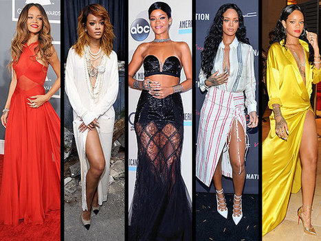 Rihanna to Be Named CFDA Fashion Icon: A Look Back at Her Most Head-Turning Style Moments | People.com | CLOVER ENTERPRISES ''THE ENTERTAINMENT OF CHOICE'' | Scoop.it