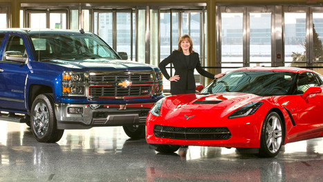 Mary Barra's To-Do List At General Motors | small business | Scoop.it
