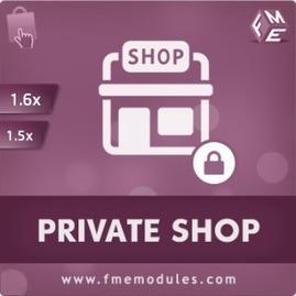 Private Shop for PrestaShop Module by FME | PrestaShop Modules | Scoop.it