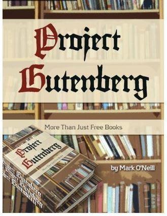 Projet Gutenberg : Toute la littérature française en ebooks gratuits (près de 40 000)   Palimsesto   Scoop.it