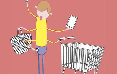 Quelle feuille de route pour le commerce de demain ? | ecommerce Crosscanal, Omnicanal, Hybride etc. | Scoop.it