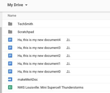 Google Apps Script: Getting Started Part 2 | Google Apps Script | Scoop.it