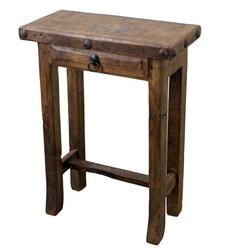Mesquite Wood Simple Side Table | Mesquite Wood Simple Side Table | Scoop.it