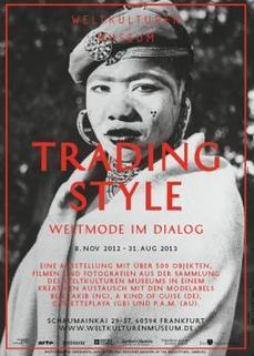 Weltkulturen Museum | Trading style : the global street | design exhibitions | Scoop.it