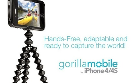 JOBY: Makers of GorillaPod   iPhone Videography   Scoop.it
