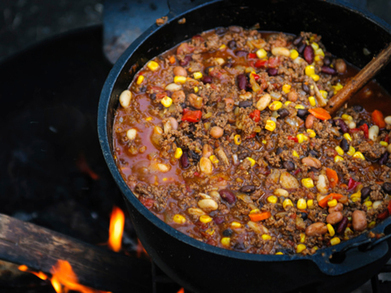 Cast Iron Cooking for the Campsite Chef | Knives, Survival, Bushcraft, and Hunting | Scoop.it