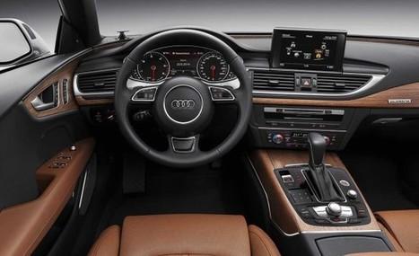 2015 Audi A7 Sedan Sportback | CarsPiece | Scoop.it