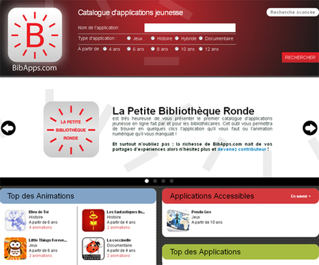 Le premier catalogue d'applications jeunesse | | Enseigner avec Android | Scoop.it