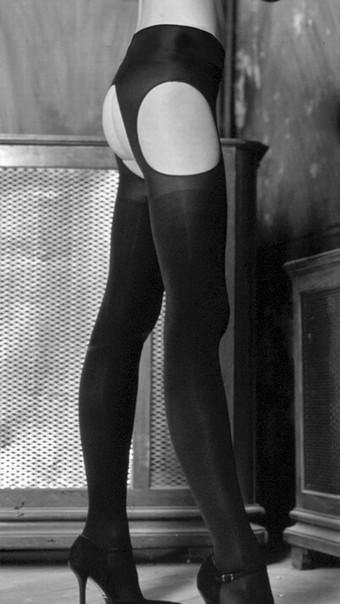 Släta heltäckande Strip Panty Cortina från Trasparenze, 100 DEN | strumpbyxor boutique | Scoop.it