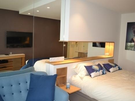 Astuces comment rendre un petit appartement p for Astuce petit appartement