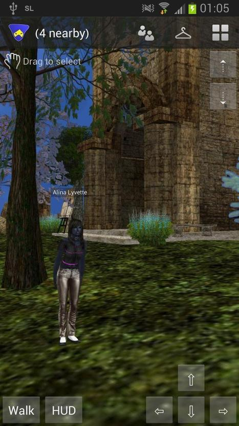 Lumiya Viewer - Screenshots | Working and Living in Virtual Worlds | Scoop.it