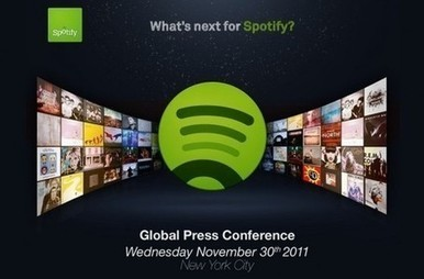 A Spotify on Every Laptop, Smartphone, Social Network, TiVO, Car... | Music business | Scoop.it