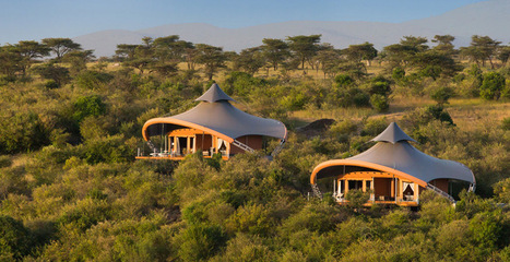 richard branson opens mahali mzuri safari camp in kenya - designboom | architecture & design magazine | Architecture and Architectural Jobs | Scoop.it