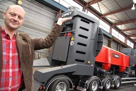 Copex vend ses presses-cisailles dans le monde | Economie | Scoop.it