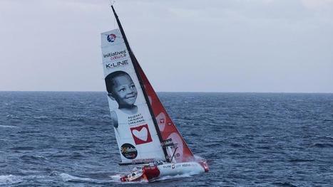 Sur le Vendée Globe, ces skippers qui naviguent pour des associations humanitaires | Associations - ESS - Participation citoyenne | Scoop.it