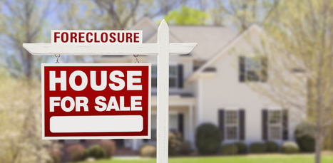 Homeowners facing foreclosure hit 9-year low | Real Estate Plus+ Daily News | Scoop.it