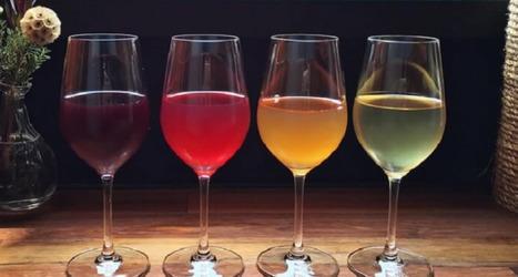 Oubliez le rosé, le vin orange arrive dans vos verres | Bottlair | Scoop.it