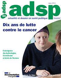 Actualité et dossier en santé publique : la revue du Haut Conseil de la Santé Publique | vigilances sanitaires | Scoop.it