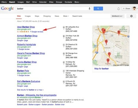 Local SEO with Google+ Local | Social Media | Scoop.it