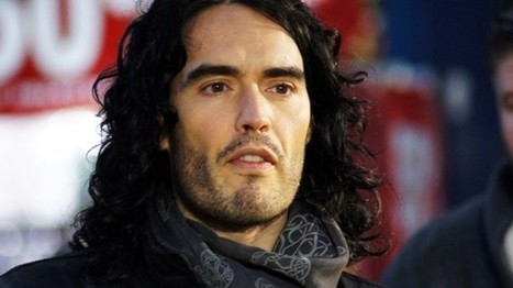 Russell Brand excoriates 'al Qaeda recruitment poster' Rupert Murdoch | Daily Crew | Scoop.it
