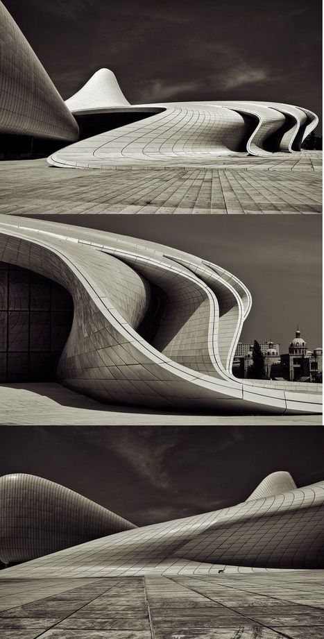25 Modern Architectural Designs from around the World | From up North | Today's Modern Architects and Architecture | Scoop.it