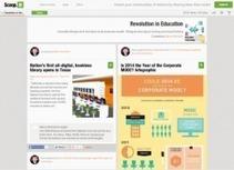 Ebook CoopTic : FichesOutils | Domaine D5 - Travailler en réseau, communiquer et collaborer | Scoop.it
