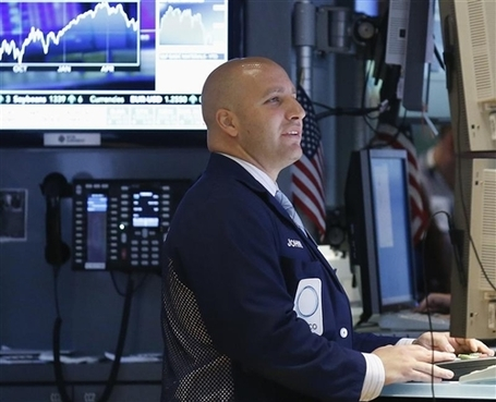 Stocks stage a comeback as traders monitor euro crisis - Market Day | Buzz on Bizz | Scoop.it