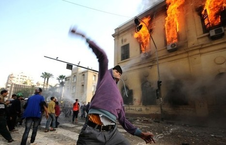 Egypt's military council blames protesters for violence | Coveting Freedom | Scoop.it