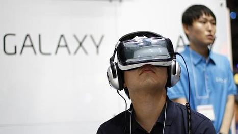 Samsung goes out-of-body with Note 4 and virtual reality | Immersive World Technology | Scoop.it