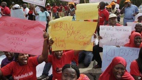 Nigeria reward to find schoolgirls | It Comes Undone-Think About It | Scoop.it