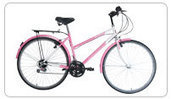 City Touring Bikes - mountain gear series bicycles for ladies and gents | SafariBikes - BMX Mountain Bikes, Racing Bicycles, Buy Cycles in India | Scoop.it