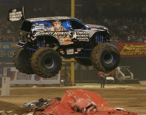Monster Jam Tickets – Cause Real Men (and Women) Love Big Trucks   Central87.com Concert and Event Tickets   Scoop.it