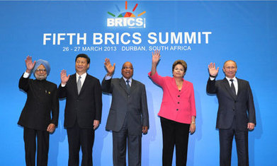 The Brics are building a challenge to western economic supremacy | Geopolitical Powers Shifting | Scoop.it