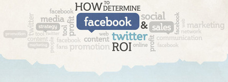 How To Determine Facebook And Twitter ROI [Infographic] — socialmouths | Everything Facebook | Scoop.it