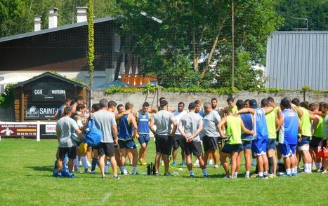 Les clubs de rugby plébiscitent Saint-Lary | Christian Portello | Scoop.it