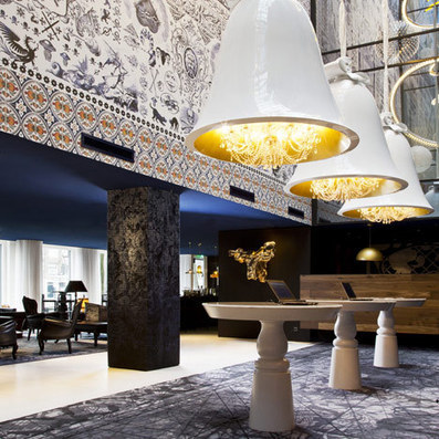 Andaz Amsterdam Prinsengracht Hotel by Marcel Wanders | graphisme & webdesign | Scoop.it