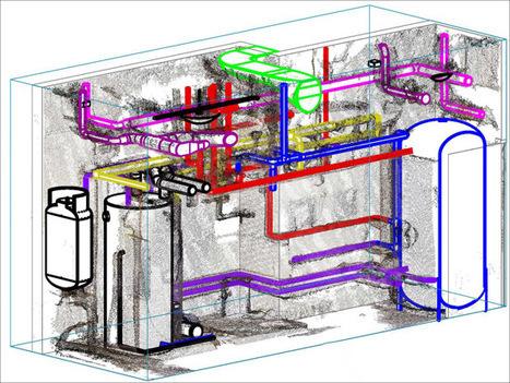 3D Scanning for Better BIM: AECbytes Viewpoint | rénovation énergétique | Scoop.it