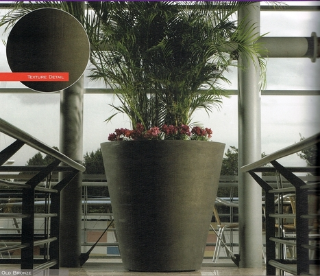 Crescent Garden offers weather-resistant, large, and lightweight planters | Anchors Sales Company - Portfolio | Scoop.it