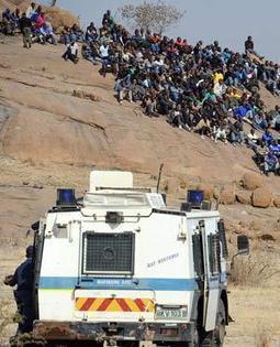 Cops had mortuary vans on standby, inquiry hears | Lawfare: Marikana | Scoop.it