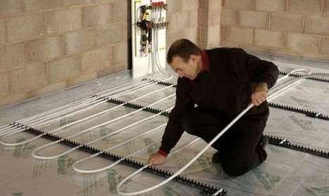 How to Install Wet Underfloor Heating | Homebuilding & Renovating | Electric Heating Systems Installation Tips in Marietta | Scoop.it
