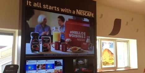 Nescafé : 'Plus que le ROI, il est préférable de mesurer le Social ROI des médias sociaux' | l'Emploi des cadres et Tips | Scoop.it