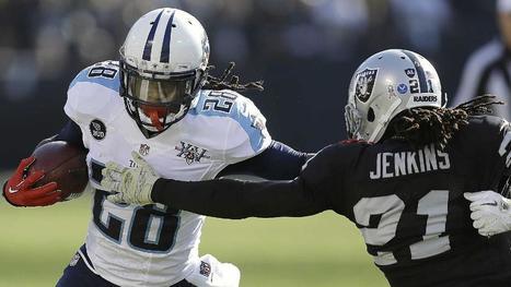 Titans release Chris Johnson; fantasy football owners forget 2000-yard season - SportingNews.com   NFL Fantasy Football   Scoop.it