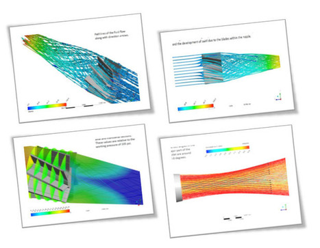 Plumbing With Perfection With Nozzle Analysis By CFD Consulting Services | CFD Consulting Services | Scoop.it