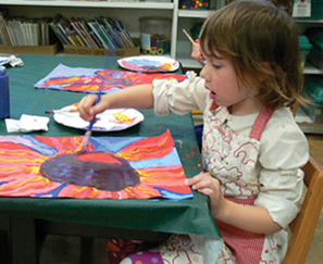 How to Teach Art to Autistic Children - Activities Children   Activities for Children with Autism   Scoop.it
