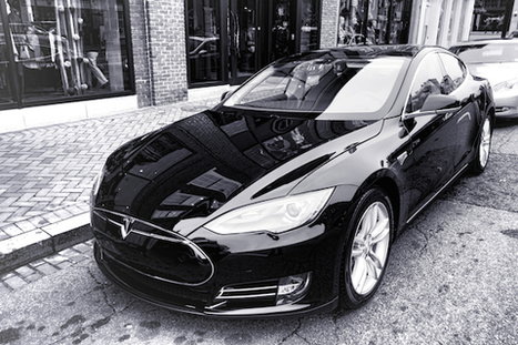 Why EVs Are AND Aren't Luxury Cars | Urban Choreography | Scoop.it